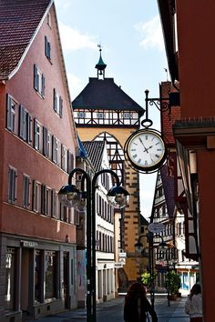 Reutlingen (Baden-Württemberg), Germany. my Rueff family came from this town, born here about 1690