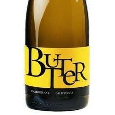 """Winemaker's Notes: """"Butter, a California Chardonnay, was created with the same idea in mind as JaM, giving white wine lovers of all ages a rich fruit, buttery,"""
