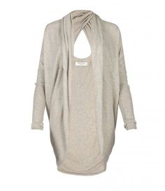 Love the unique draping on this $120 shrug by All Saints.