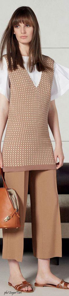 Agnona Spring 2016 RTW  women fashion outfit clothing stylish apparel @roressclothes closet ideas