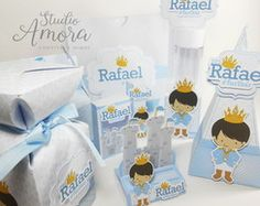 Festa Príncipe Baby Shower Crafts, Baby Boy Shower, Cakes For Women, Ideas Para Fiestas, Kit, Scrapbook, Favors, Party, Tic Tac