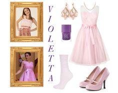 Tenue 3 Violetta