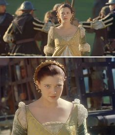 Ever After (1998) Starring: Drew Barrymore as Danielle de Barbarac. Danielle dresses as a noblewoman & goes to court to ransom the servant, where she encounters the Prince again. After the jailer refuses to release the servant, she argues against the injustice and quotes Thomas More's Utopia. Henry is so captivated that he orders the man released and begs for her name, but she evades his pleas and leaves him instead with her mother's name, the Countess Nicole de Lancret.