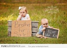 Brother For Sale! - FunSubstance.com