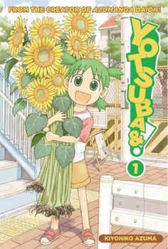 Yotsuba&! Volume 1: v. 1 by Azuma Kiyohiko