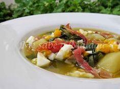 Fodmap, Malaga, Tapas, Meat, Chicken, Ethnic Recipes, Aurora, Soups, Gastronomia