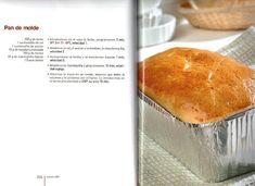ARCHIVO DE RECETAS THERMOMIX: 100 Nuevas Recetas para Thermomix TM31 (Nieves Suarez Lacalle) Mexican Food Recipes, Sweet Recipes, New Recipes, Cake Recipes, Cooking Recipes, Favorite Recipes, Anchovy Recipes, Thermomix Bread, Pan Bread
