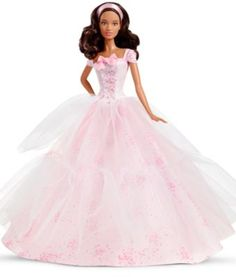 2016 Birthday Wishes® Barbie Doll – African American | The Barbie Collection