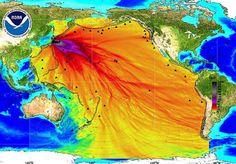 O maior desastre nuclear ocorrido em todos os tempos não tem data para acabar.