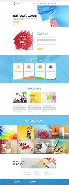 Template 62453 - WordPress