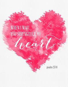 love this verse, so true! Fabulous free Valentine Printable.