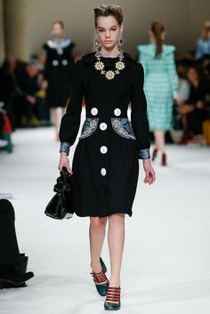 Miu Miu Fall 2015 Ready-to-Wear - Collection - Gallery - Style.com
