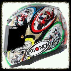 Capirex helmet