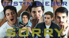 "Justin Bieber - ""Sorry"" PARODİ ft. Enes Batur & Baturay - YouTube"
