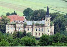 Schloss Petersdorf (Piotrówek), Schlesien