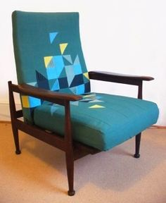 patchwork upholstery by fun makes good