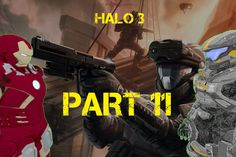 Game Buds Halo Master Chief Collection   HALO 3  Part 11