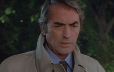 "Gregory Peck, ""The Omen"""