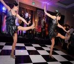 Book The Extravagant Gatsby Dancers. Hire our themed dancers for gala dinners in London & the UK. Gala Dinner, Corporate Events, Gatsby, 1920s, Hip Hop, Entertainment Ideas, Photoshoot, Entertaining, London