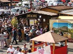 """On September 28, 2014... Old vintage parties will be waiting for you right here in #Italy. City """"Canelli, the city of wine"""", will be hosting the wine festival."""