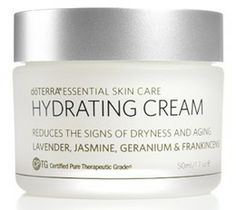 I love doTerra's hydrating cream! Sharing a few other favorite products | theidearoom.net