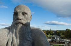 Foto Der Woche – Skulptur von Gustav Vigeland im Frognerpark in Oslo in Norwegen