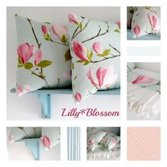 PDF Sewing Pattern Simple Envelope Cushion Cover by LillyBlossom