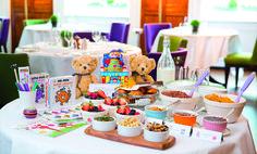 Leuk klein gastvrij gebaar: ontbijtbuffet voor kinderen