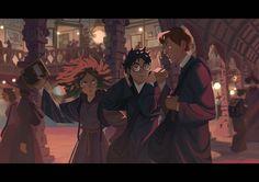 Harry Potter 3 by Nesskain.deviantart.com on @DeviantArt