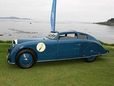 voisin cars | Voisin C28 Aerosport (s/n 53048 - 2006 Pebble Beach Concours d ...