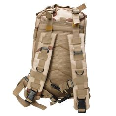 Amazon.co.jp: 防水 20L バックパック アサルト ショルダーバッグ 3P Assault Shoulder Bag Military Pack for アウトドア キャンプ ハイキング 旅行(Black) 【並行輸入品】: シューズ&バッグ