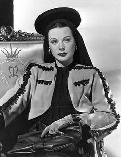 Hedy Lamarr, The Conspirators, 1944