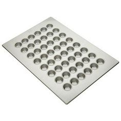 Focus Mini Muffin Pan  6 Rows of 8  78 * Want to know more, click on the image.(This is an Amazon affiliate link and I receive a commission for the sales)