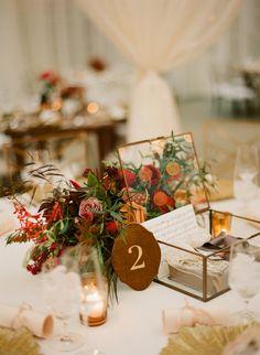Stunning Fall Winery Wedding on Borrowed & Blue.  Photo Credit: Jen Fariello Photography