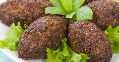 Recette de Kebbe libanais végétariens à l'aubergine. Facile et rapide à réaliser, goûteuse et diététique. Ingrédients, préparation et recettes associées.