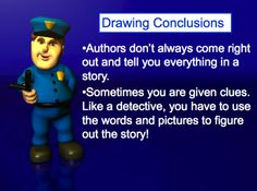 Drawing conclusions power point