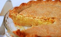 """Ohio Shaker Lemon Pie - """"not for the feint of heart. It's got a serious lemon kick, which is why lemon fanatics love it so. Encased in a flaky-yet-buttery crust (my own recipe), this pie is downright irresistible. Pie Recipes, Sweet Recipes, Cookie Recipes, Dessert Recipes, Shaker Lemon Pie, Joy Of Cooking, Pudding Desserts, Apple Pie, I Foods"""