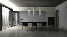 Interior architecture design art concrete