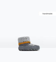MINI TRICOT SHOES
