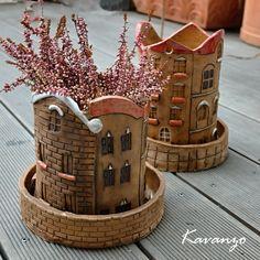 Creative Ceramic planting pots..
