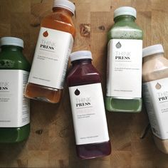 Take a look at this review from Bonjour Luce as she tries one of our our exclusive cleanses!