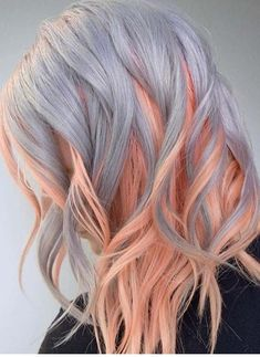 Searching for different hair colors combinations to sport in 2018? Dont worry at all here you may see trendy and cute ideas for long hair colors to make them more cool and gorgeous.