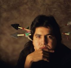 Sherman Joseph Alexie, Jr. (born October 7, 1966) is a poet, writer, and filmmaker. Much of his writing draws on his experiences as a Native American growing up on the Spokane Indian Reservation. He currently lives in Seattle, Washington. Some of his best known works are The Lone Ranger and Tonto Fistfight in Heaven (1993), a book of short stories, Diary of a Part-time Indian and Smoke Signals (1998). His first novel, Reservation Blues, received one of the fifteen 1996 American Book Awards.