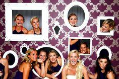 photo booth fun #wedding #photobooth