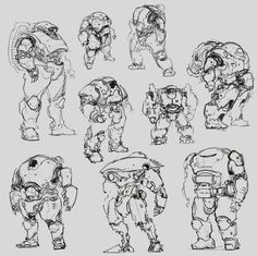 sketches_for_my_portfolio_by_progv-d3233r6.jpg (1800×1797)
