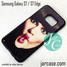 Jessie J Duck Face Phone Case for Samsung Galaxy S7 & S7 Edge