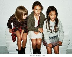 KINDERKLEDING INSPIRATIE ZARA KIDS - ♥Kindermodeblog.nl