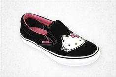 Hello Kitty Vans!