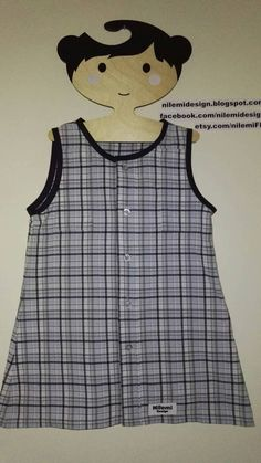 Beatrice Blueberry-dress for 2 year 3 year recycled