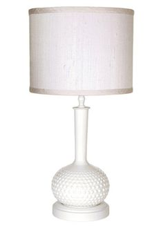Michele this is for you! I hope you see it. It made me think of you.  Maura Daniel Lamp Base Aladin Milk Glass MDAM